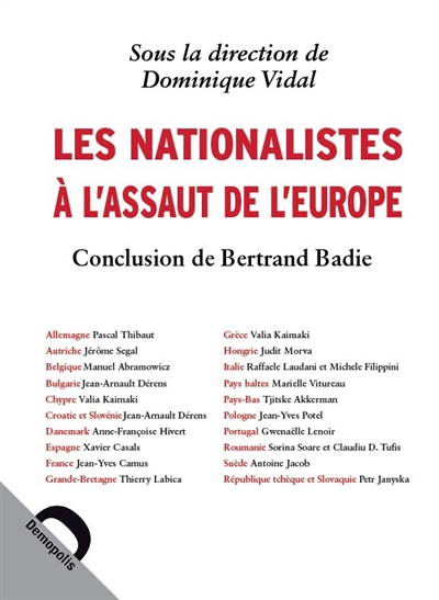 NATIONALISTES A L-ASSAUT DE L-EUROPE